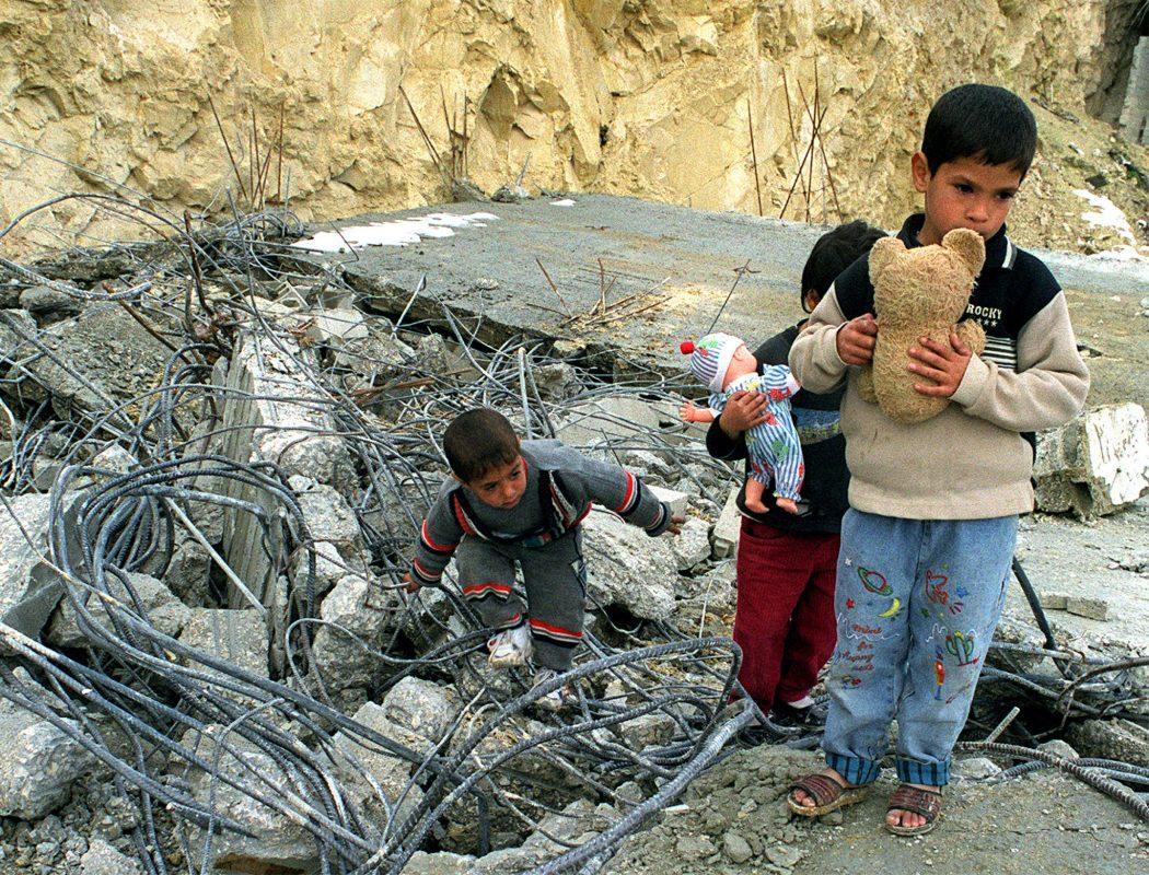 Zalimnya Yahudi ke atas umat Islam di bumi Palestin ...