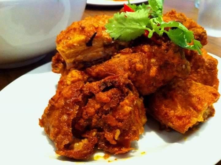 Resepi Ayam Goreng Berempah Mamak - Resepi Ayam Goreng Berempah Malaysia Enak Dan Sederhana