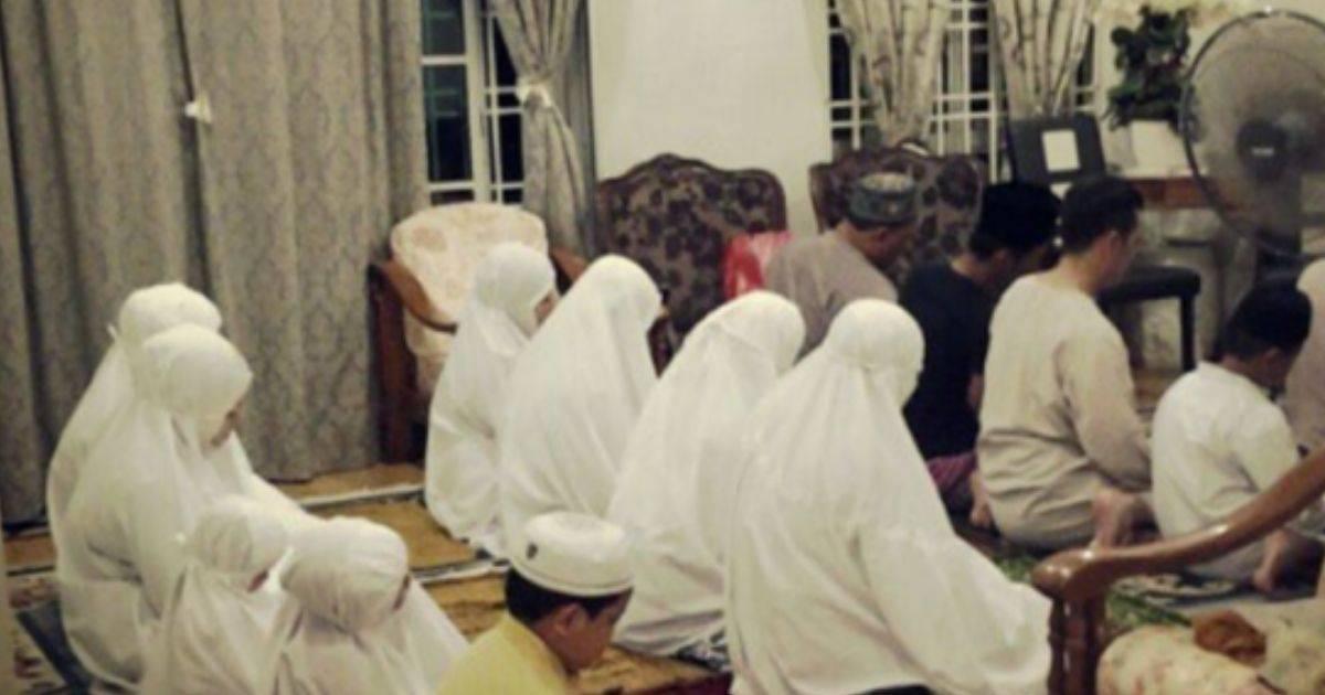 Ini Panduan Solat Sunat Aidilfitri 2 Rakaat Di Rumah Lakukan Bersama Ahli Keluarga Untuk Kukuhkan Ukhwah Kashoorga