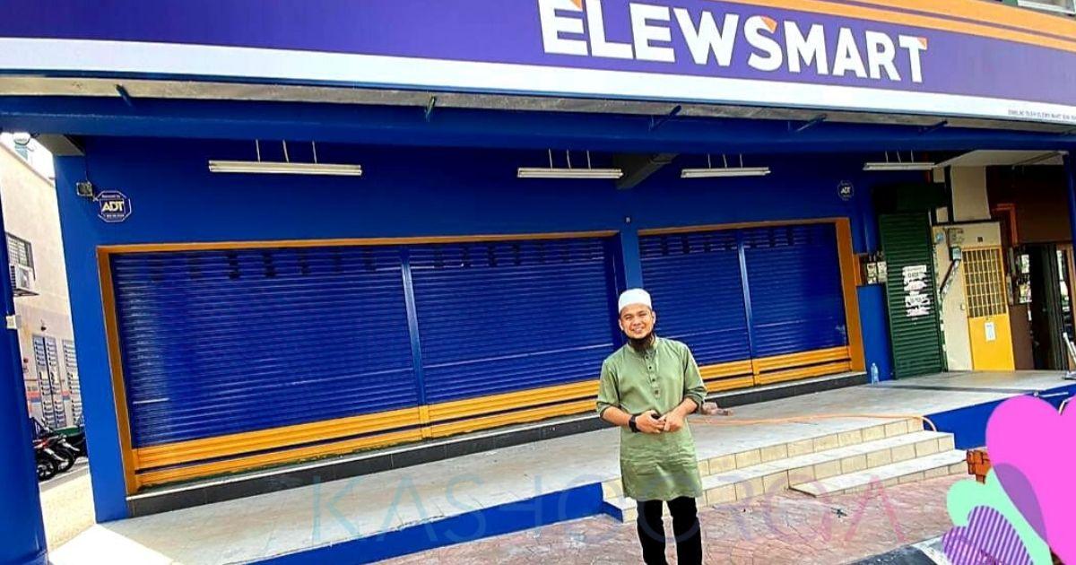 Bahagia Dapat Bantu Golongan Susah Ustaz Ebit Lew Tawar 100 Kerja Kosong Di Pasaraya Miliknya Kashoorga
