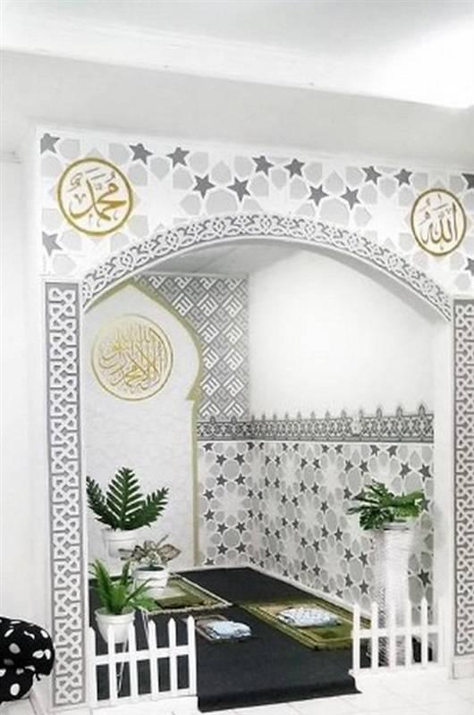 Bertambah Seronok Solat Di Rumah Jika Ada Ruang Beribadah Ibarat Masjid Indah Imam Muda Asyraf Kashoorga